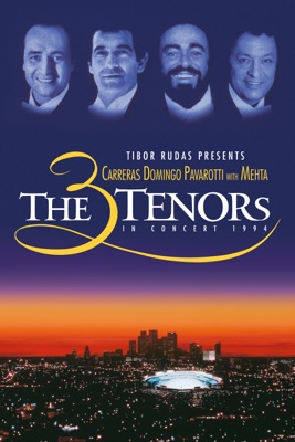 DVD The Three Tenors In Concert 1994