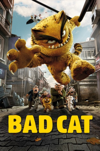 DVD Bad Cat