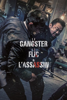DVD Le Gangster, Le Flic Et L'Assassin