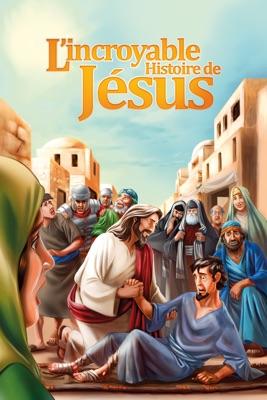 DVD L'incroyable Histoire De Jésus