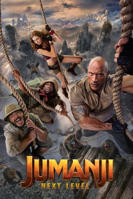 Jumanji : Next Level en streaming ou téléchargement
