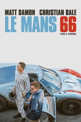DVD Le Mans 66
