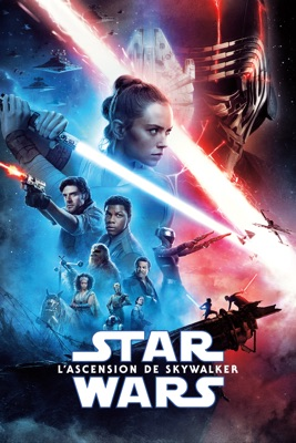 DVD Star Wars : L'ascension De Skywalker