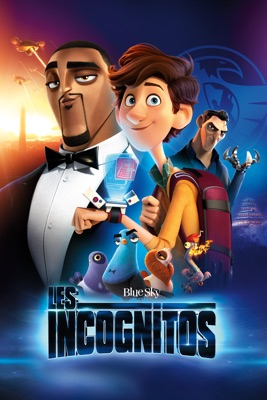 DVD Les Incognitos