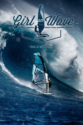 DVD Girl On Wave