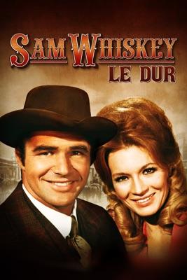 DVD Sam Whiskey Le Dur