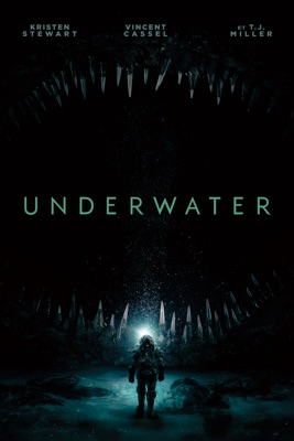 Underwater en streaming ou téléchargement