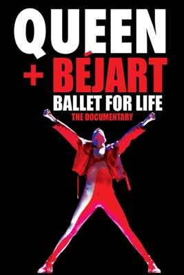 DVD Queen + Béjart: Ballet For Life The Documentary