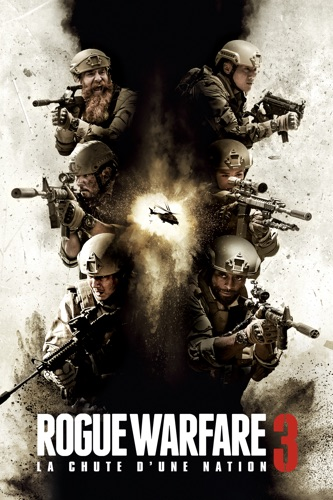 DVD Rogue Warfare 3 - La Chute D'une Nation