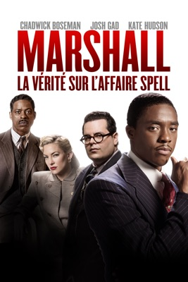 Marshall: La Vérité Sur L'Affaire Spell torrent magnet