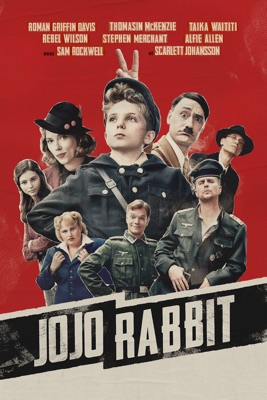 DVD Jojo Rabbit
