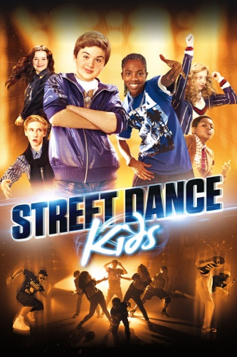 DVD Street Dance Kids