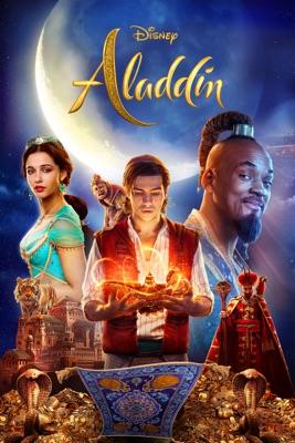 DVD Aladdin (2019)