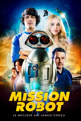 DVD Mission Robot