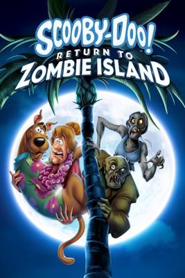 DVD Scooby-Doo : Retour Sur L'île Aux Zombies