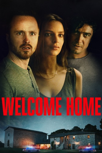 DVD Welcome Home (2018)