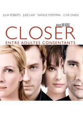 Closer   (Entre Adultes Consentants) en streaming ou téléchargement