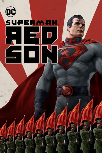DVD Superman: Red Son