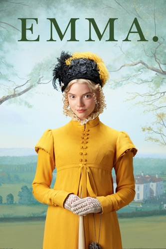 DVD Emma. (2020)