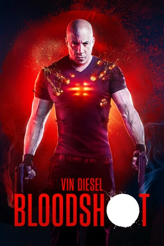 DVD Bloodshot