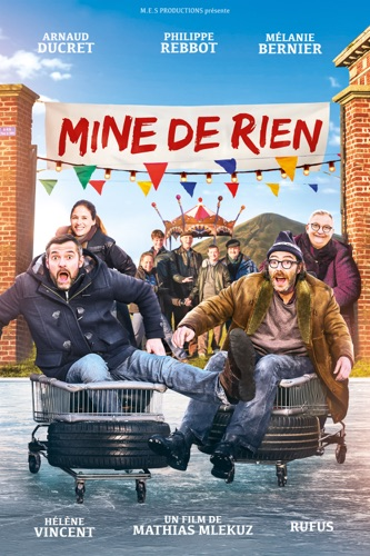 DVD Mine De Rien (2020)