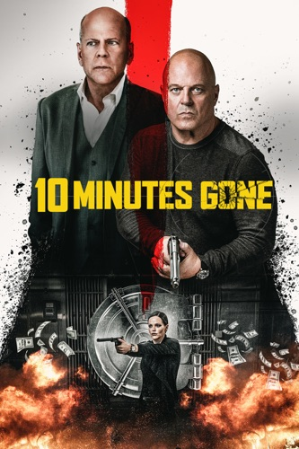 DVD 10 Minutes Gone