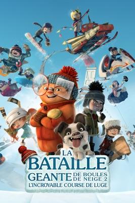 Télécharger La Bataille Géante De Boules De Neige 2, L'incroyable Course De Luge