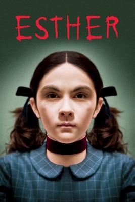 Jaquette dvd Esther