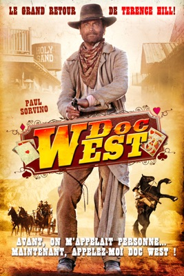 DVD Doc West