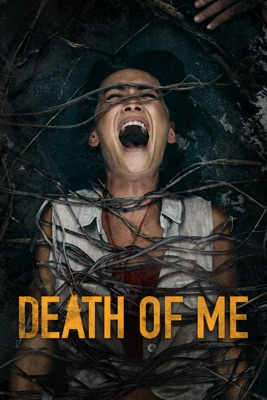 DVD Death Of Me
