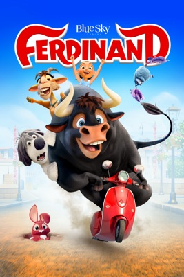 Ferdinand en streaming ou téléchargement