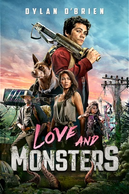 DVD Love And Monsters