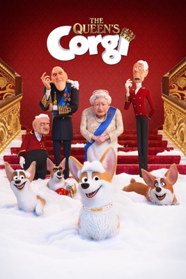 DVD The Queen's Corgi