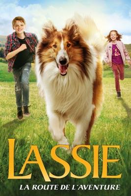 DVD Lassie, La Route De L'aventure