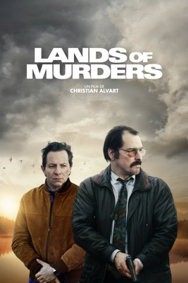DVD Lands Of Murders