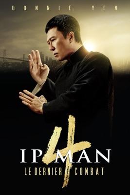 DVD Ip Man 4 : Le Dernier Combat