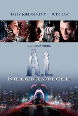A.I. Intelligence Artificielle (Steven Spielberg) en streaming ou téléchargement