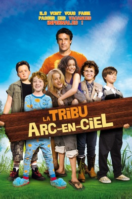 DVD La Tribu Arc-en-ciel