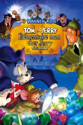 DVD Tom et Jerry Elémentaire mon cher Jerry