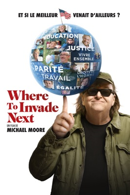 Where To Invade Next en streaming ou téléchargement