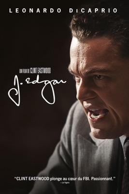J. Edgar en streaming ou téléchargement