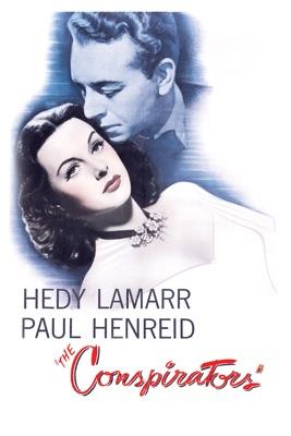 Les Conspirateurs (The Conspirators) (1944) en streaming ou téléchargement