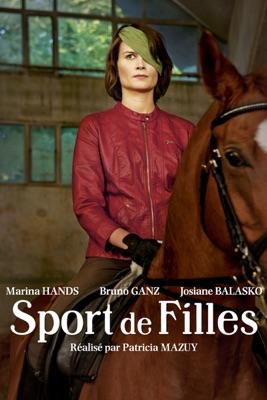 Jaquette dvd Sport de filles