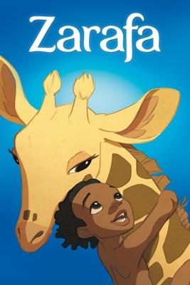 Jaquette dvd Zarafa