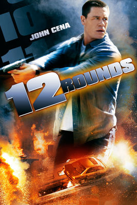 Jaquette dvd 12 Rounds