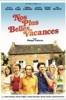 DVD Nos Plus Belles Vacances