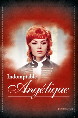 Jaquette dvd Indomptable Angélique