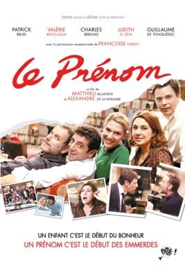 Jaquette dvd Le prénom