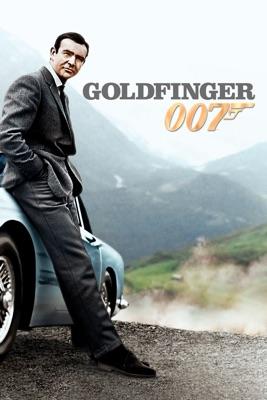 Goldfinger en streaming ou téléchargement
