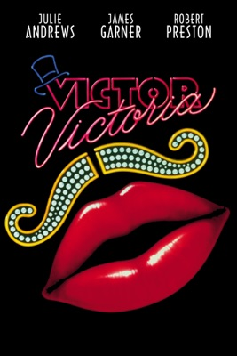Jaquette dvd Victor Victoria